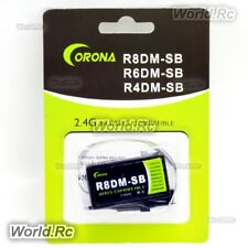 Corona R8DM-SB 2.4G 8CH DMSS Compatible Receiver With S.Bus Support JR DMSS XG6