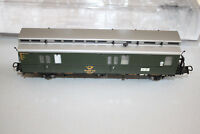 Electrotren 006308 3-Achser Bahnpostwagen 3-B/12,5 Epoche III DR Spur H0 OVP