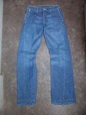 """Ladies Levis Blue Denim Jeans Size 30"""" waist_30"""" Leg"""