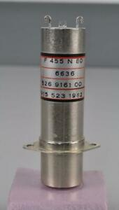 COLLINS F455 N 80 MECHANICAL FILTER for 75A-4   8KHz