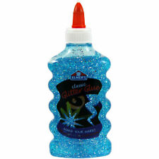 Elmer's Glitter Glue Blue 6 oz