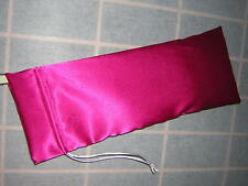 Personal Messager Vibrator Storage Dust Cover/Bag/Sak/Pouch/Case (Hot Pink)