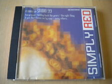 Studio 99	Simply Red. A tribute	CD	pop Angel The right thing Fairground Stars