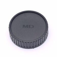 New Rear Lens Cap Cover Protector for Minolta MD MC lens black