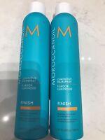 Moroccanoil Luminous Hairspray Strong 10oz - 2 PACK DUO SET