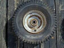 #14 Scotts John Deere Riding Lawn Mower Front Wheel Tire - 15 x 6.00 - 6