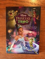 Disney The Princess And The Frog DVD Movie New In Package