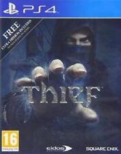 Thief PS4 (Sony PlayStation 4, 2014) MINT - 1st Class Delivery