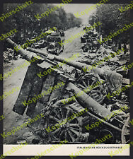 12. ISONZO bataille comité exécutif. retrait rue K.u.K kraftfahrtruppe camions karfreit 1917