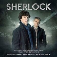 SHERLOCK 2 CD ORIGINAL SOUNDTRACK NEW+