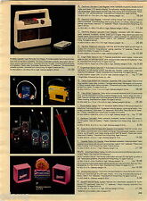 1984 ADVERT Toy Barbie Radio System NHL Power Play Hockey Game Nerf Pool