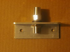 Universal customized CB Antenna MOUNTING BRACKET With SO-239 STUD