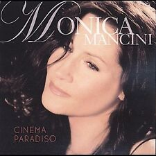 Cinema Paradiso by Monica Mancini (CD, Dec-2002, Concord)