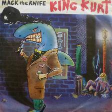 """7"""" 1984 RARE SKA ! KING KURT : Mack The Knife / VG++"""