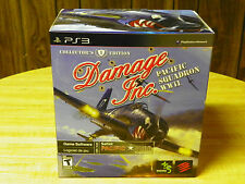 Damage Inc. Pacific Squadron WWII Collector's Edition (Sony Playstation 3, 2012)