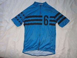 Men's Twin Six Club  Cycling Jersey  Size L
