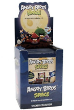 ANGRY BIRDS SPACE STICKER COLLECTION - 60 PACKS - Kids, Stickers, Fun, Cartoon