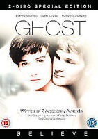 GHOST 2 DISC SPECIAL ED PATRICK SWAYZE DEMI MOORE WHOOPI GOLDBERG DVD NEW SEALED