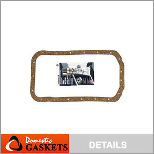 Oil Pan Gasket Fits 95-04 Toyota 4Runner T100 Tacoma Tundra 3.4 5VZFE