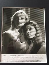 GENUINE HAND SIGNED CHERYL LADD MOVIE STILL