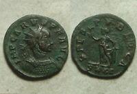 Rare Original ancient Roman coin Carus AE Antoninianus 282 AD/ Spes Hope Goddess