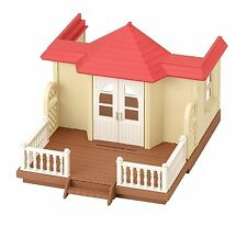Sylvanian Families HOUSE WITH TERRACE Epoch Calico Critters