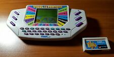 Wheel of Fortune Hand-Held Electronic Game Cartridge 1995 Tiger Electronics