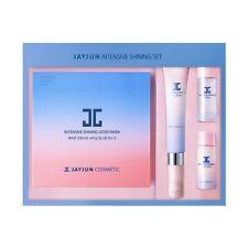 JAYJUN Intensive Shining Set / 1 step mask + eye cream + toner + emulsion