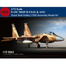Great Wall Hobby L7205 1/72 F-15C MSIP II USAF & ANG Aircraft Assembly Model Kit
