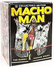 NEW - MACHO MAN COLLECTOR'S EDITION (R1 NTSC) DVD Sunglasses TShirt FREE EXPRESS