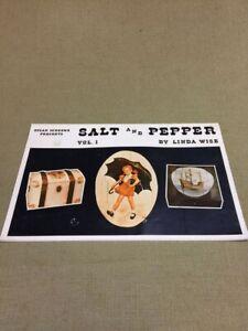 Susan Scheewe Presents Salt & Pepper Vol I by Linda Wise 1982