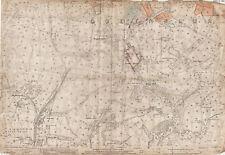 Queensbury (S), Holmfield (N) - Yorks map 216-13-1893