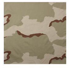 "Bandana 22"" X 22"" Camouflage Military Cotton Biker Camo Army Bandanas Rothco"