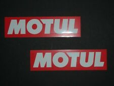 MOTUL étiquette Scooter Tuning Sponsor Shell Autocollant Bapperl Adhésif Logo35
