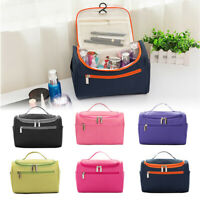 Hanging Toiletry Wash Bag Large Makeup Cosmetic Pouch Travel Organizer Storage