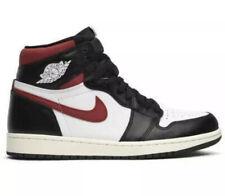 Nike Air Jordan 1 Retro High OG Black Gym Red White 555088 061 Size 15 NOBOXTOP