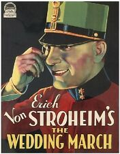 The Wedding March - 1928 - Erich von Stroheim Fay Wray Vintage Silent Film DVD
