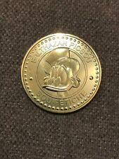 Disney Scrooge McDuck (DuckTales) #1 Dime Replica Copper Coin - MADE IN FRANCE