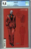 Batman #94 CGC 9.8 Jimenez Variant Cover 1:25 Design Edition Underbroker 2020