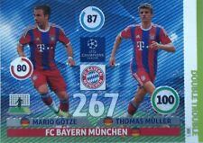 Panini Adrenalyn XL Champions League  * CL 14/15 *Double Trouble* Bayern München