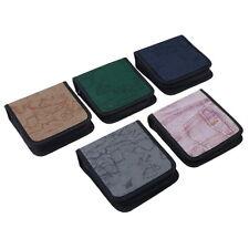 40 Disc CD DVD Holder DJ Storage Cover Box Case Organizer Wallet Bag Album XP
