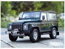 1/18 Land Rover Defender 90 Kyosho 08901 Diecast MODEL Car Gifts blackish green