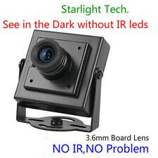 Low Light Mini Hidden CCTV Video Camera HD Analog 700TVL Spy Home security CAM