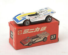 HotWheels Japan Redline Super Chromes 37 Steam Roller *MIB* 1976