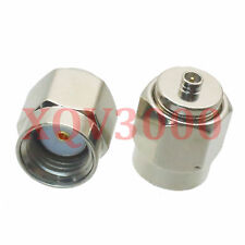 1pce Adapter converter RP*SMA male jack to IPX U.fl male plug nickel RF COAXIAL