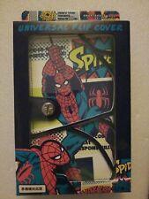 NIB Marvel Comics Amazing Spider-Man retro Universal Flip Phone Cover/organizer