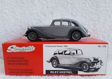 Somerville Models 1/43 Scale 129 - Riley Kestrel - Grey