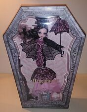 """MONSTER HIGH DRACULAURA 12"""" COLLECTOR DOLL"""