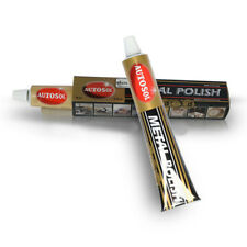 75ml acier inoxydable Miroir POLIR AUTOSOL Cire Métal Garde crème vernis pâte