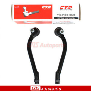 CTR Outer Tie Rod End FRONT OEM 56820A7000 Fit 14-17 Kia Forte Forte Koup Forte5